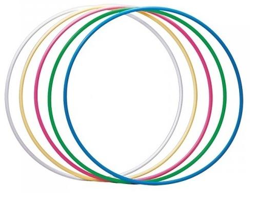 Cerchi per Corsi colorati Cerchi cm 80